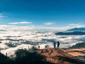 Bak Negeri Dongeng, Tempat Wisata Di Indonesia Ini Ada Di Atas Awan